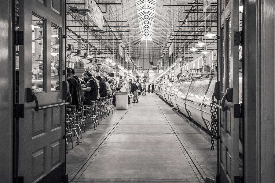 Eastern Market Washington DC | First Place Award Winning Image