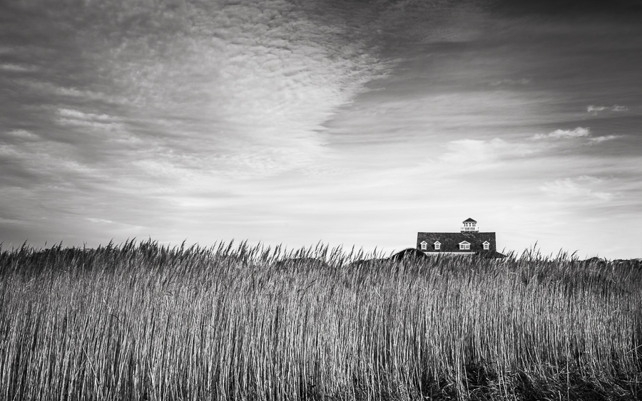 Oregon Inlet LIfesaving Station in Outer Banks, North Caroline