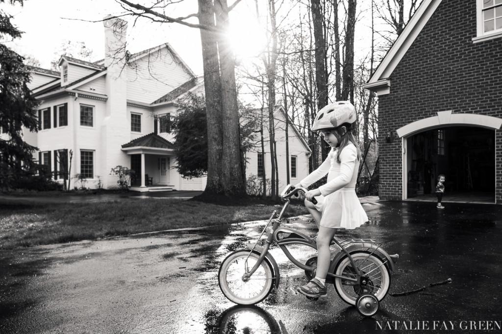 girl-leotard-bike-driveway-light
