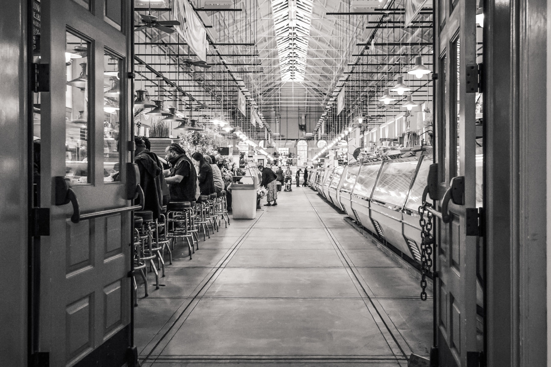 Eastern Market Washington D.C.